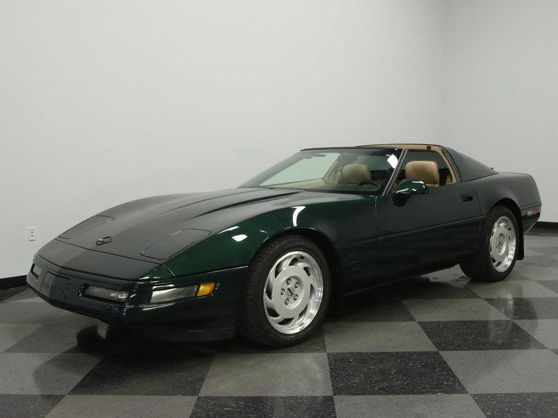 For Sale: 1992 Chevrolet Corvette