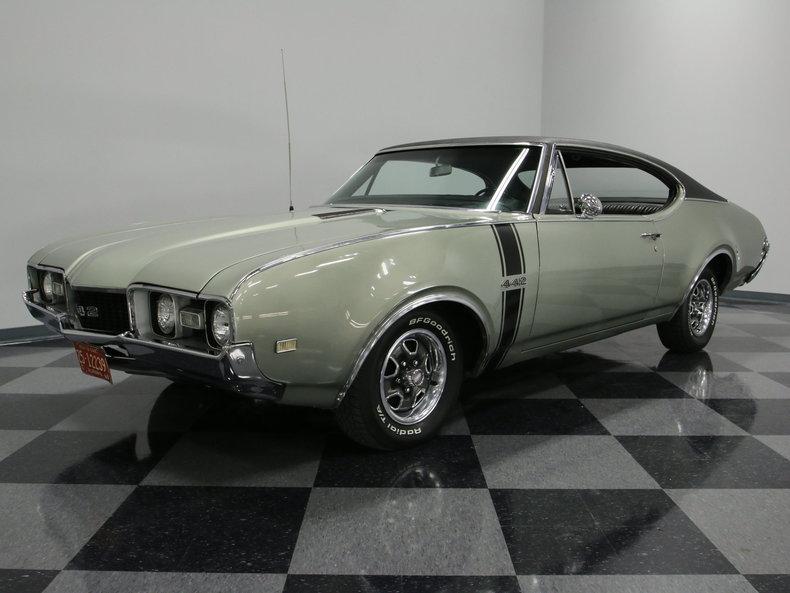 For Sale: 1968 Oldsmobile 442