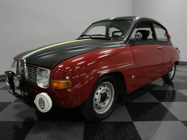 For Sale: 1969 Saab 96