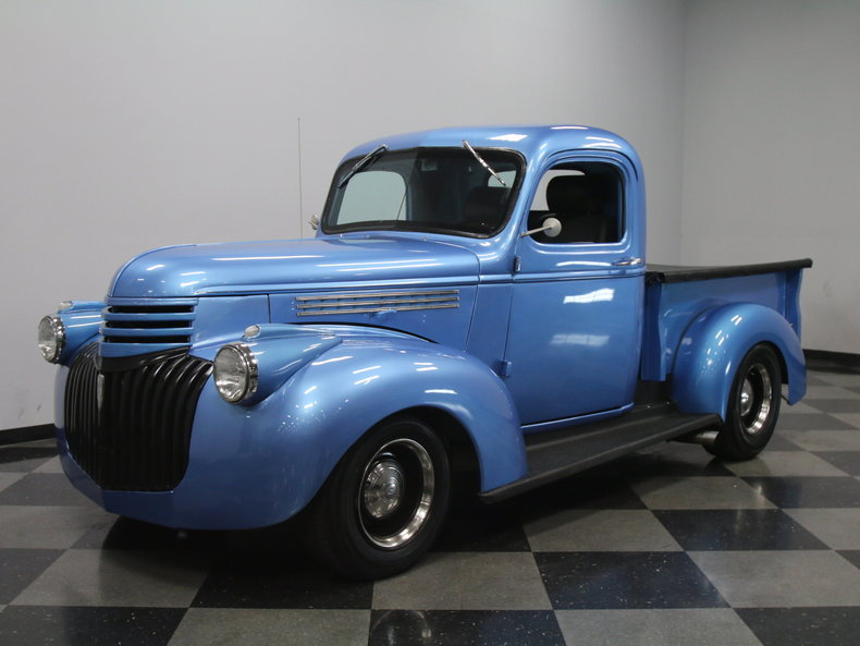 For Sale: 1946 Chevrolet Pickup