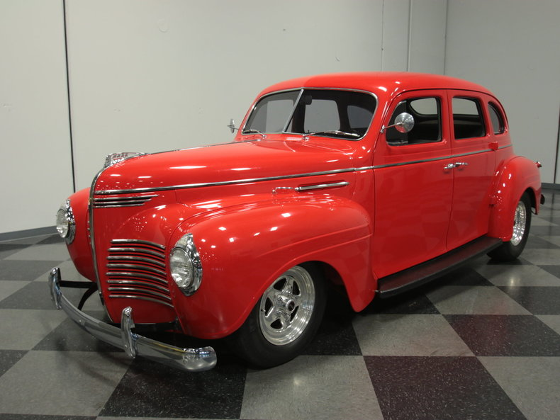 For Sale: 1940 Plymouth Sedan