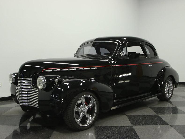 1940 Chevrolet Super Deluxe