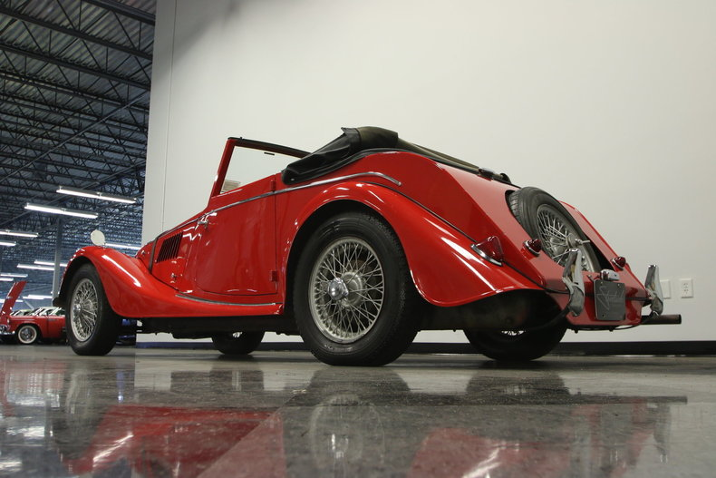 1962 Morgan Plus 4 | Streetside Classics - The Nation's ...