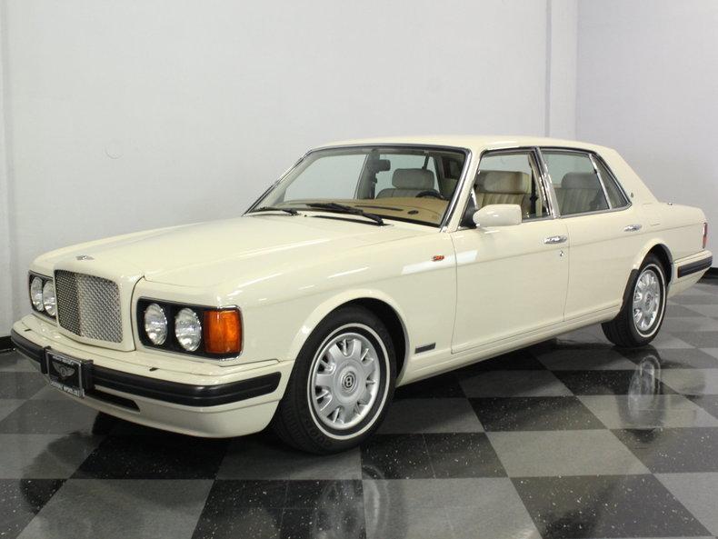 For Sale: 1996 Bentley Brooklands