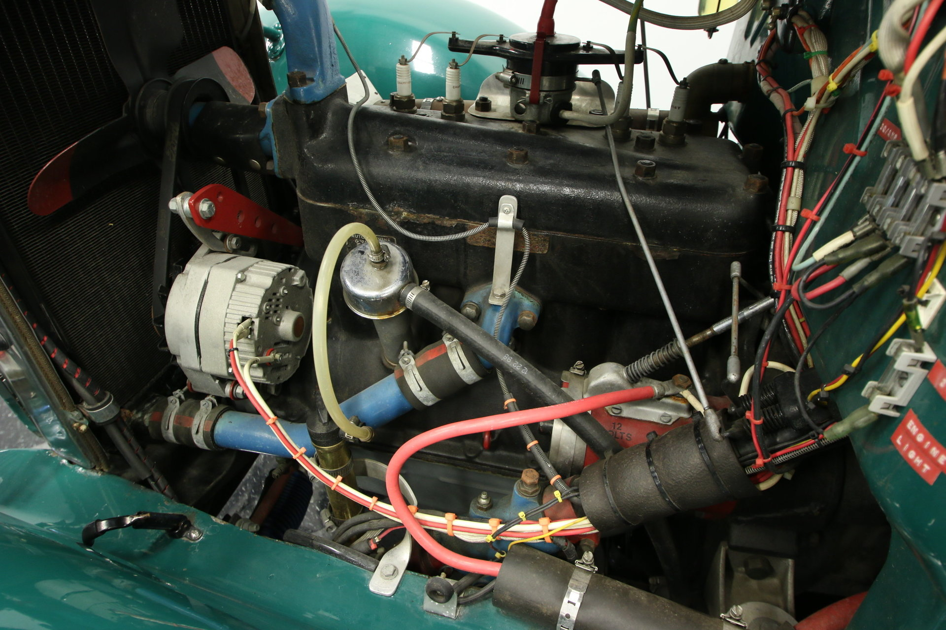 1930 Ford Model A Streetside Classics The Nations Trusted Electrical Wiring Show More Photos
