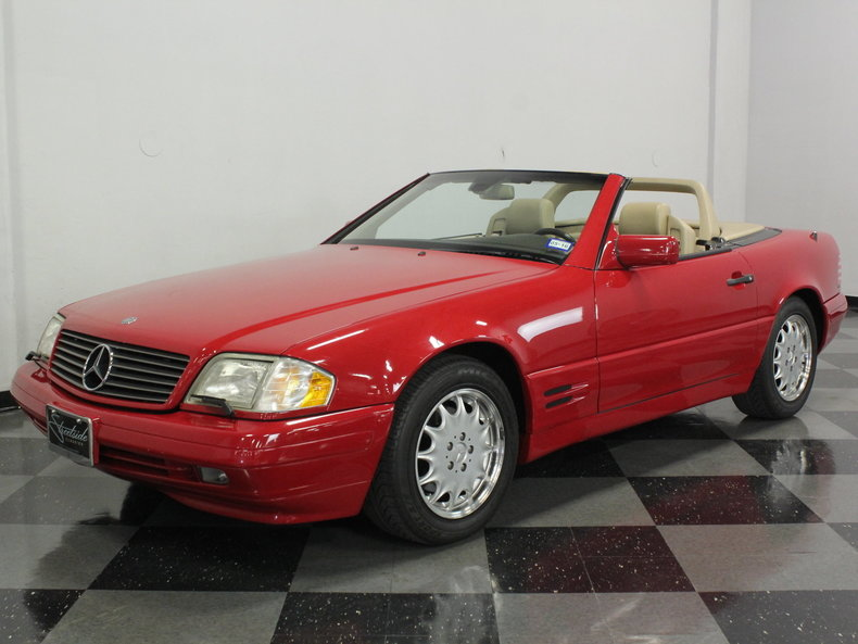 1997 Mercedes-Benz SL320
