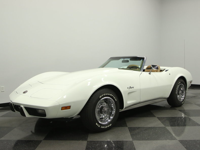 For Sale: 1975 Chevrolet Corvette