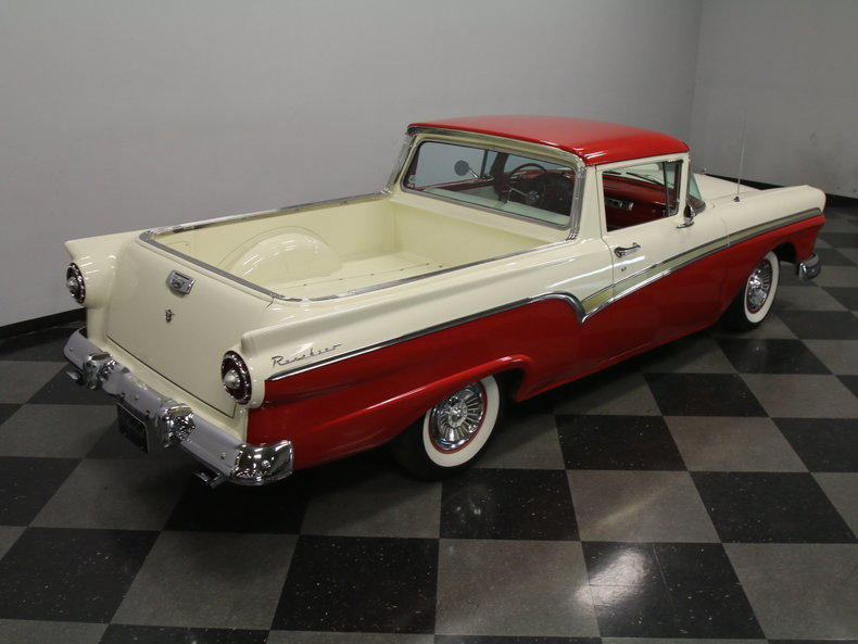 1957 Ford. Ranchero