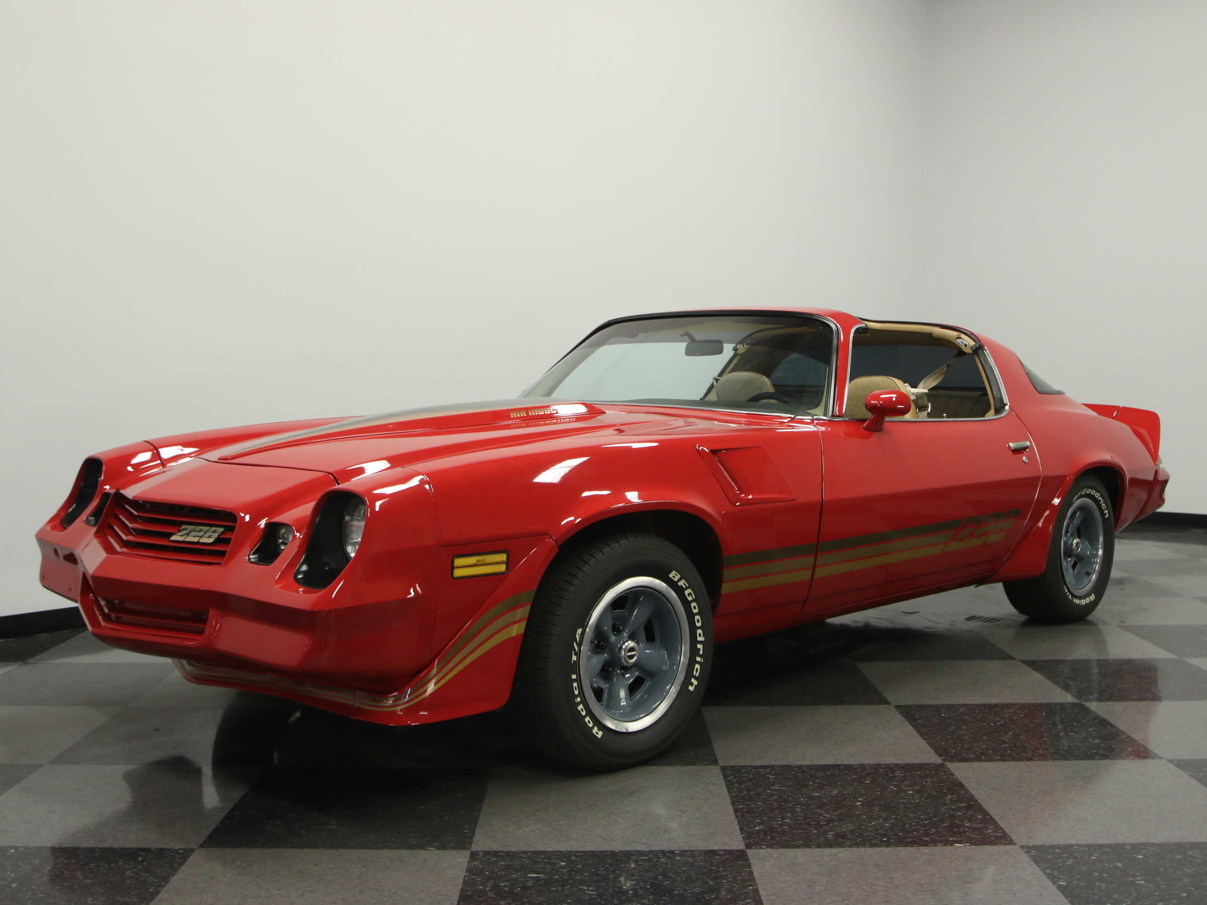 1981 Chevrolet Camaro Streetside Classics The Nation S