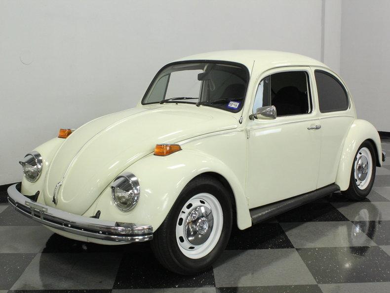 For Sale: 1973 Volkswagen Beetle