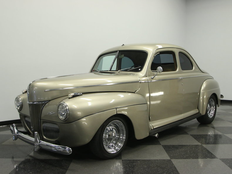For Sale: 1941 Ford Deluxe