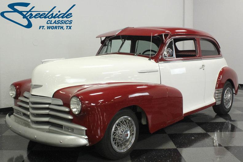 For Sale: 1947 Chevrolet Fleetmaster