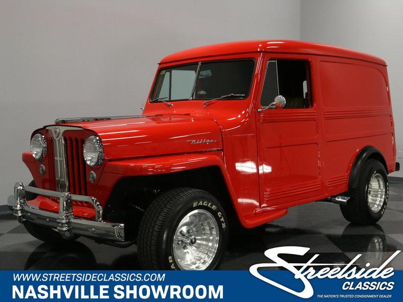 1947 Willys Wagon