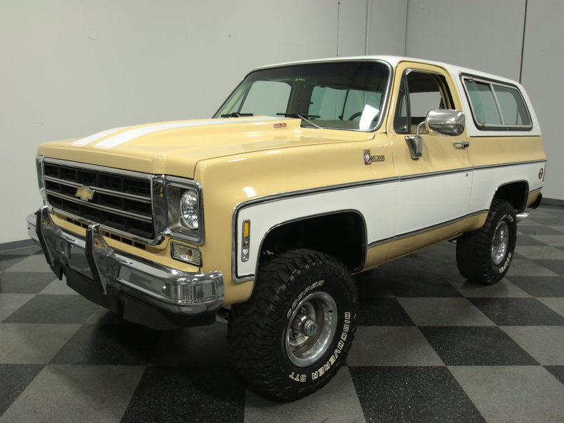 For Sale: 1977 Chevrolet