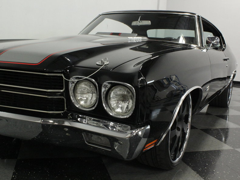 1970 chevrolet chevelle streetside classics the nation 39 s trusted classic car consignment dealer. Black Bedroom Furniture Sets. Home Design Ideas