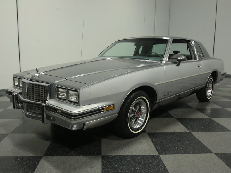 For Sale: 1986 Pontiac Grand Prix
