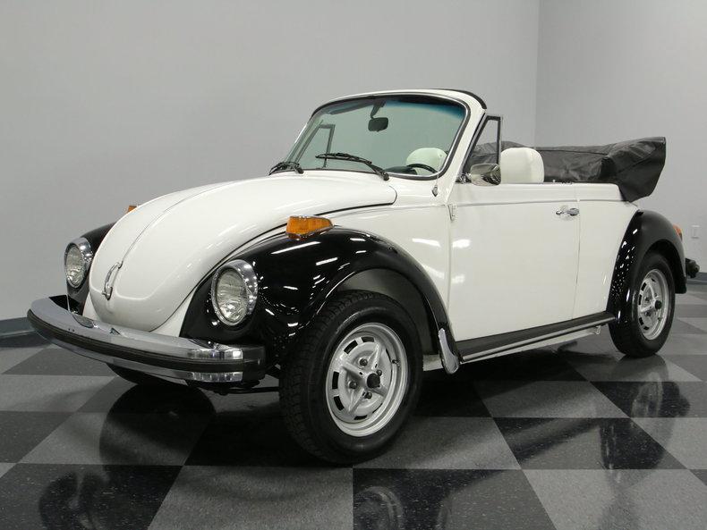 For Sale: 1978 Volkswagen Super Beetle