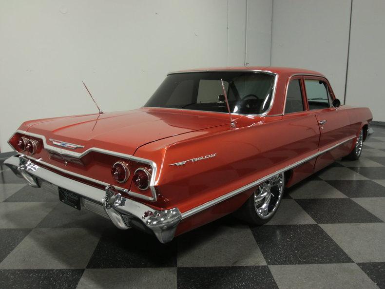 1963 Chevrolet Bel Air