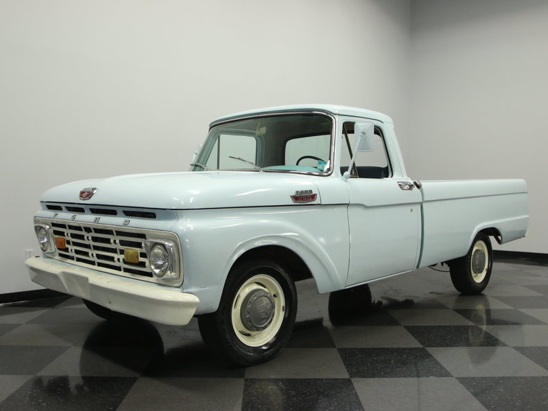 For Sale: 1964 Ford F-250