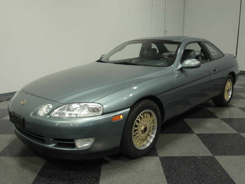1992 Lexus SC400 | Streetside Clics - The Nation's Trusted ...