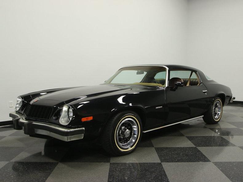 For Sale: 1977 Chevrolet Camaro