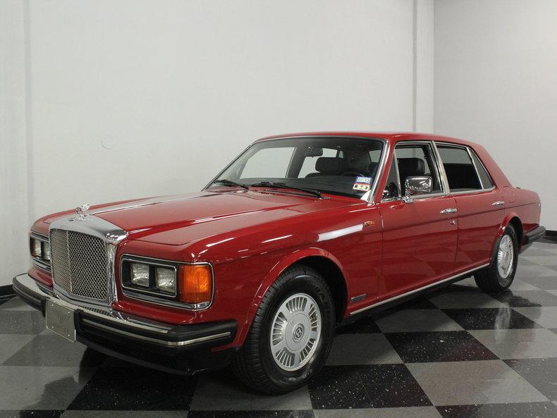 For Sale: 1988 Bentley Eight