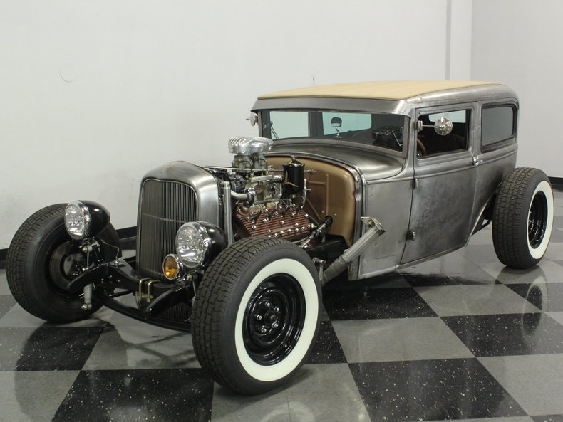 For Sale: 1930 Ford Roadster