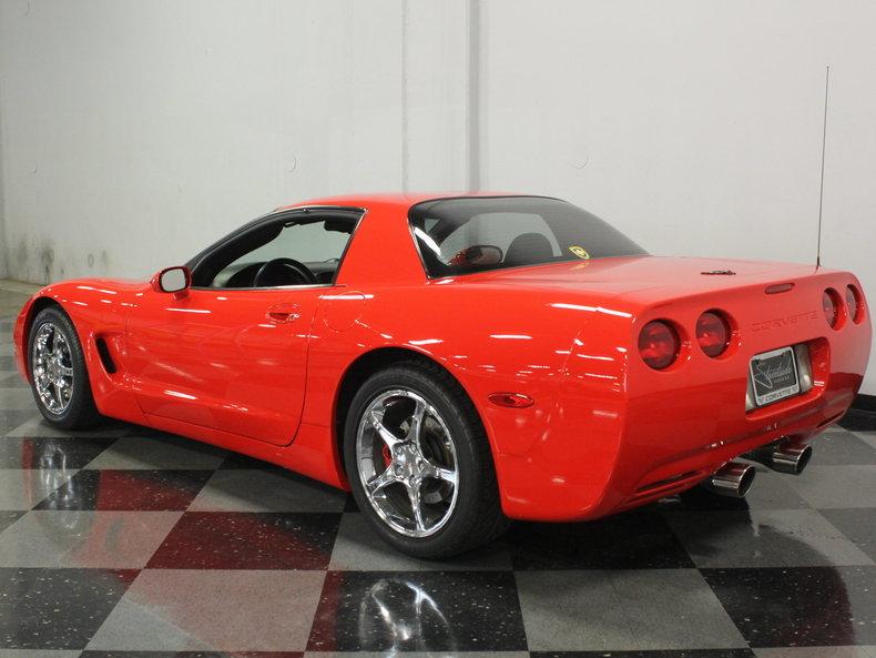 2000 chevrolet corvette frc hard top for sale 46821 mcg. Black Bedroom Furniture Sets. Home Design Ideas