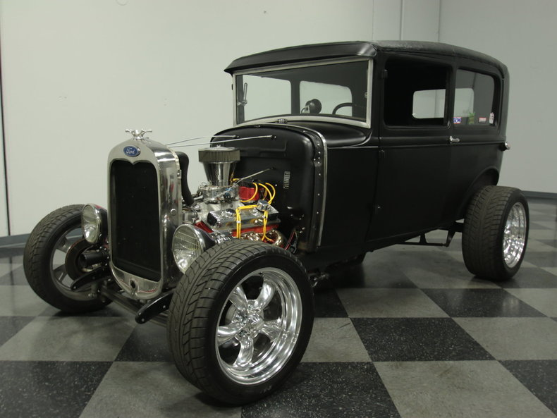 For Sale: 1931 Ford Tudor Sedan