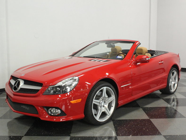 For Sale: 2011 Mercedes-Benz SL 550