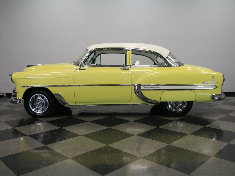 New Chevrolet Volt Inventory Nashville >> 1953 Chevrolet Bel Air | Streetside Classics - The Nation's Trusted Classic Car Consignment Dealer