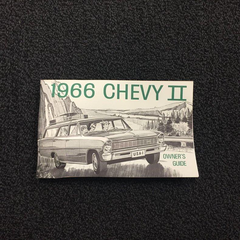 1966 Chevrolet Nova | Streetside Classics - Classic & Exotic Car ...