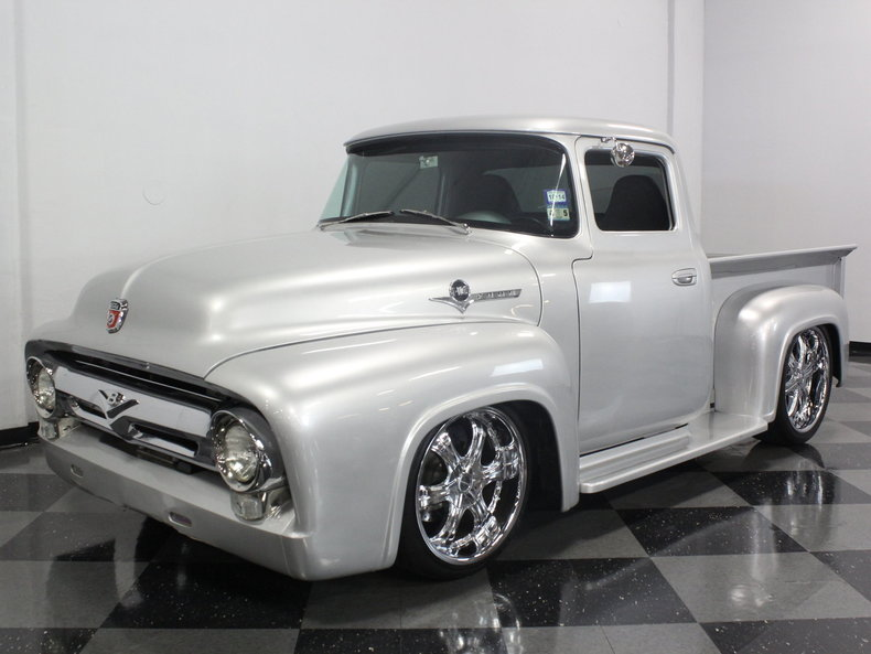 For Sale: 1956 Ford F-1