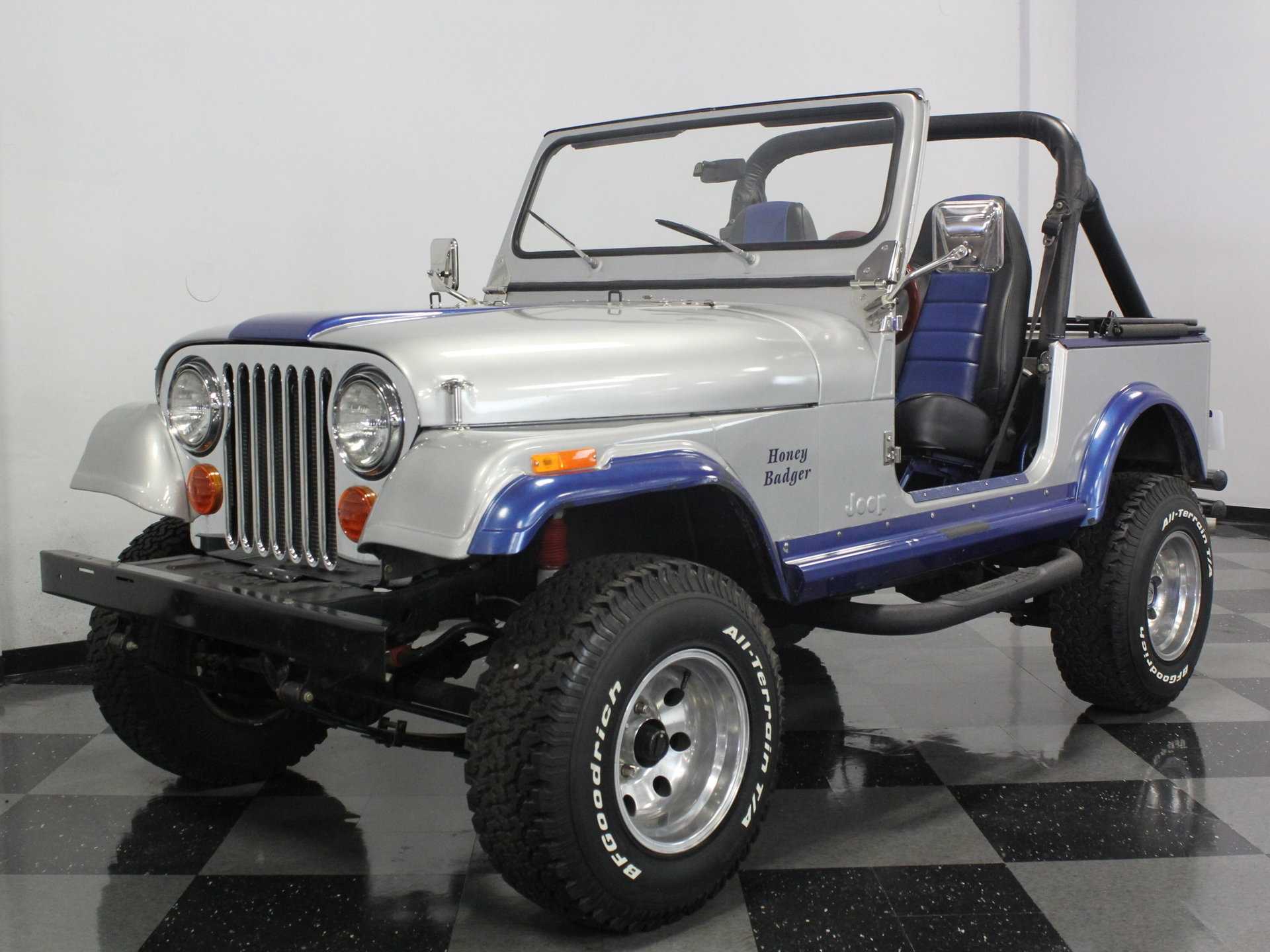1985 Jeep Cj7 Streetside Classics The Nations Trusted Classic Subwoofer Show More Photos