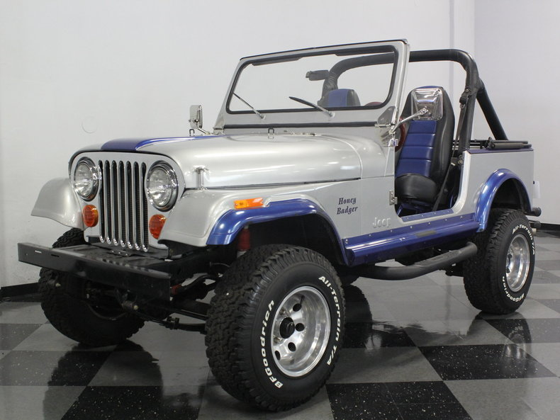 For Sale: 1985 Jeep CJ7