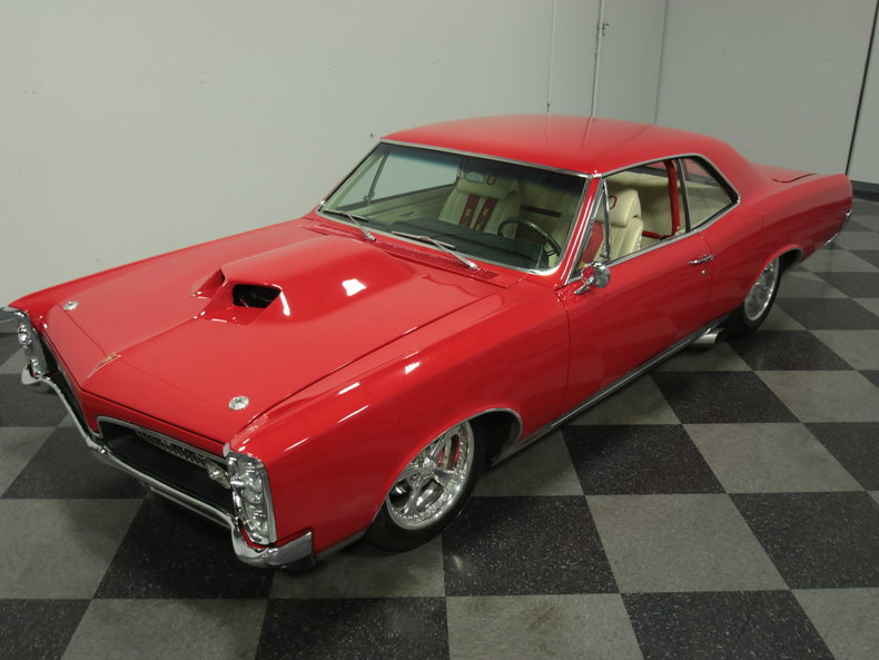1967 pontiac gto restomod for sale 46887 mcg. Black Bedroom Furniture Sets. Home Design Ideas