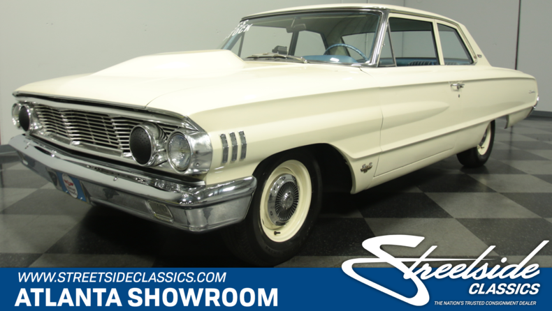 For Sale: 1964 Ford Custom