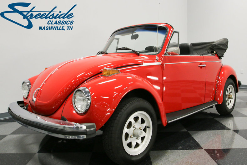 For Sale: 1976 Volkswagen Super Beetle