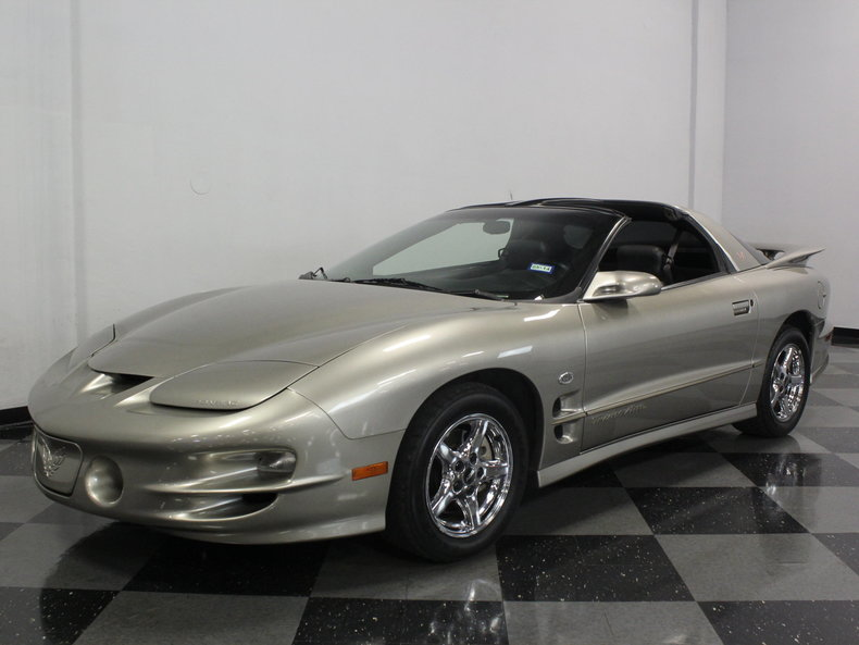 For Sale: 2002 Pontiac Firebird