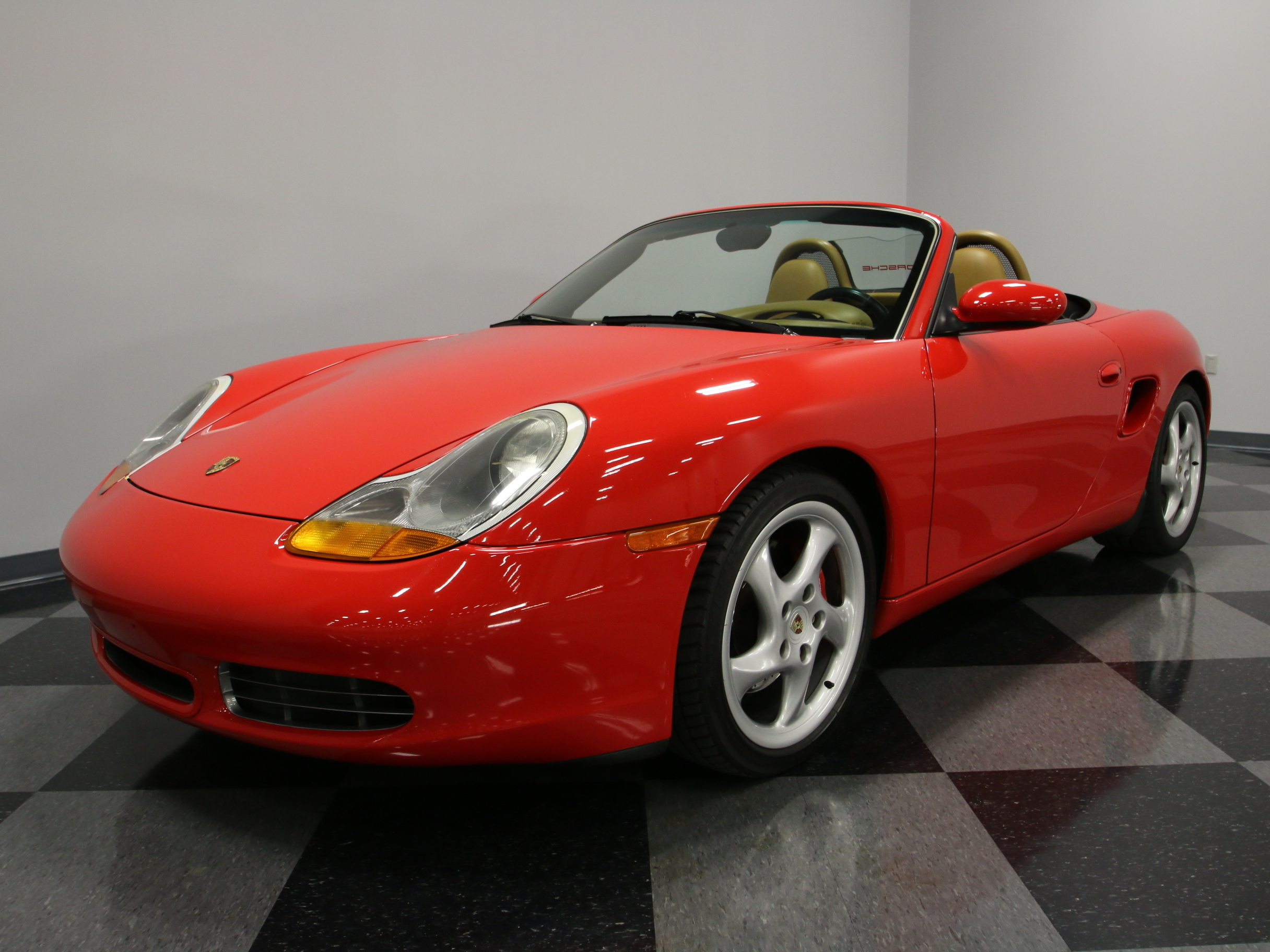 2000 porsche boxster streetside classics the nation 39 s. Black Bedroom Furniture Sets. Home Design Ideas