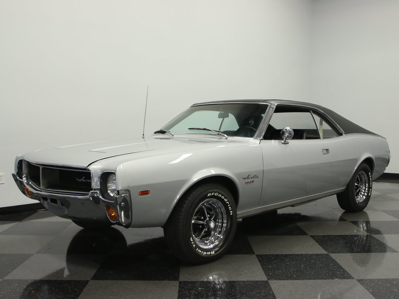 For Sale: 1968 AMC Javelin