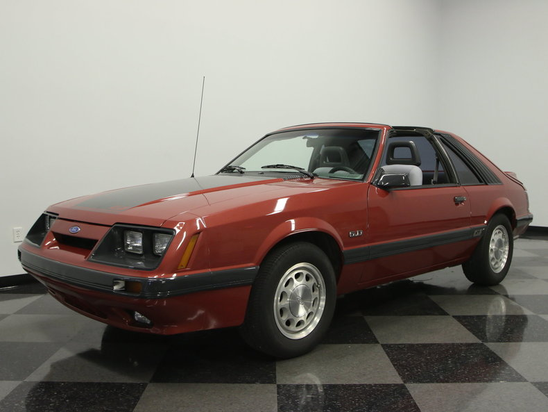 For Sale: 1985 Ford Mustang