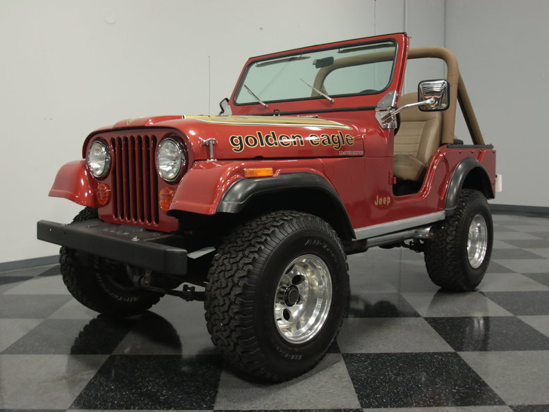 For Sale: 1977 Jeep CJ5