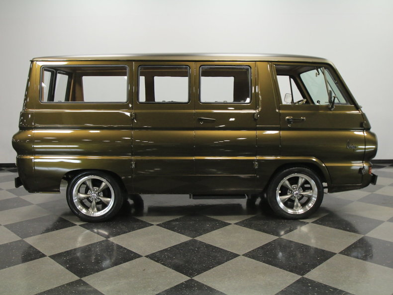 1966 Dodge A-100 | Streetside Clics - The Nation's Trusted ...