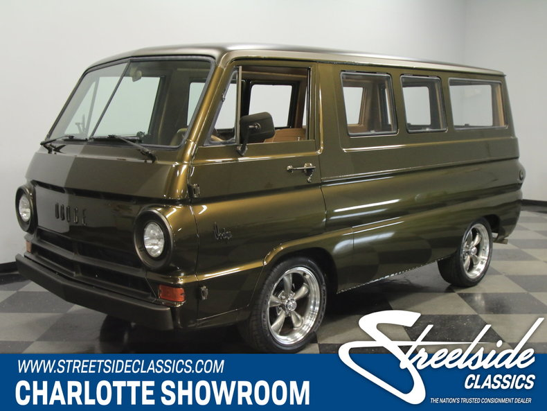For Sale: 1966 Dodge A-100