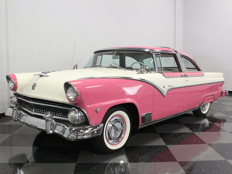 For Sale: 1955 Ford Crown Victoria