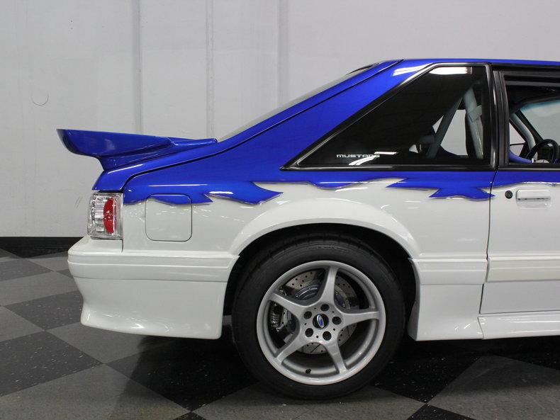 1989 Mustang Hp