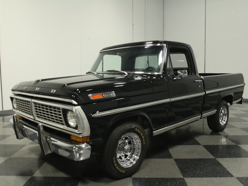 1972 Ford F-100