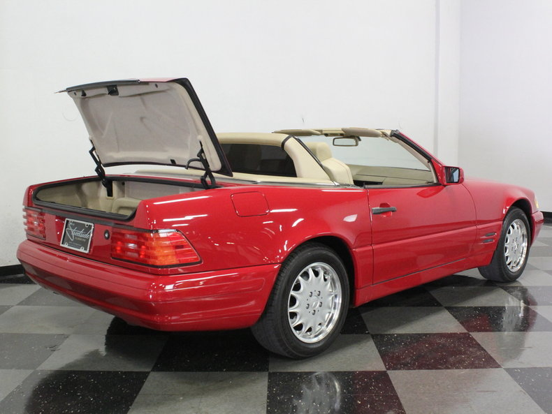 1998 mercedes benz sl500 my classic garage for 1998 mercedes benz sl500