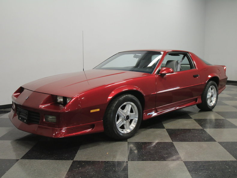 For Sale: 1992 Chevrolet Camaro